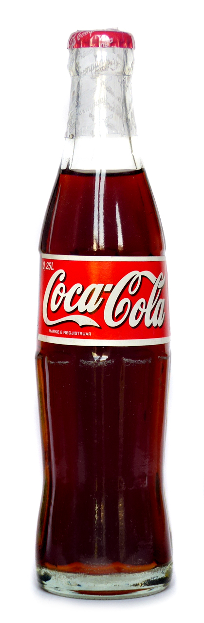 Coke Bottle from Albania (AL001)