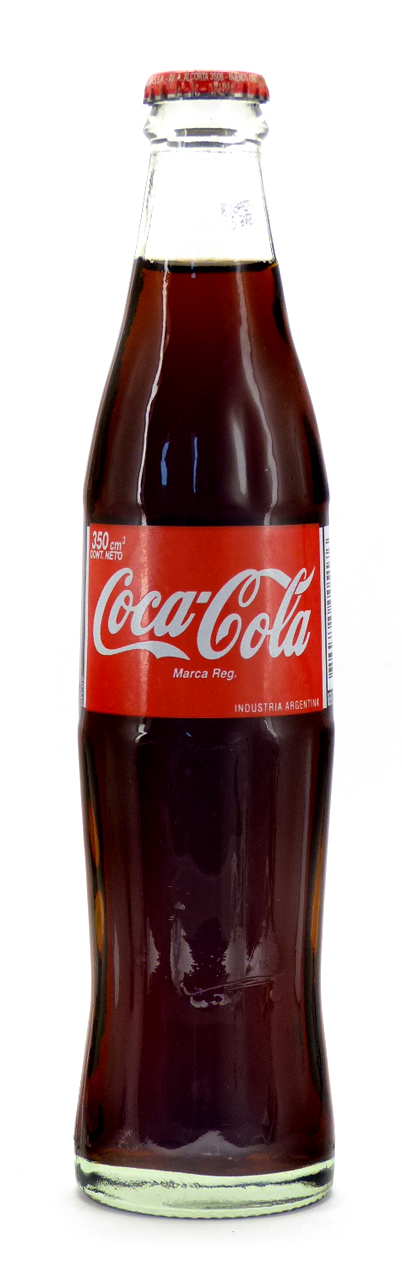 Coke Bottle from Argentina (AR007)
