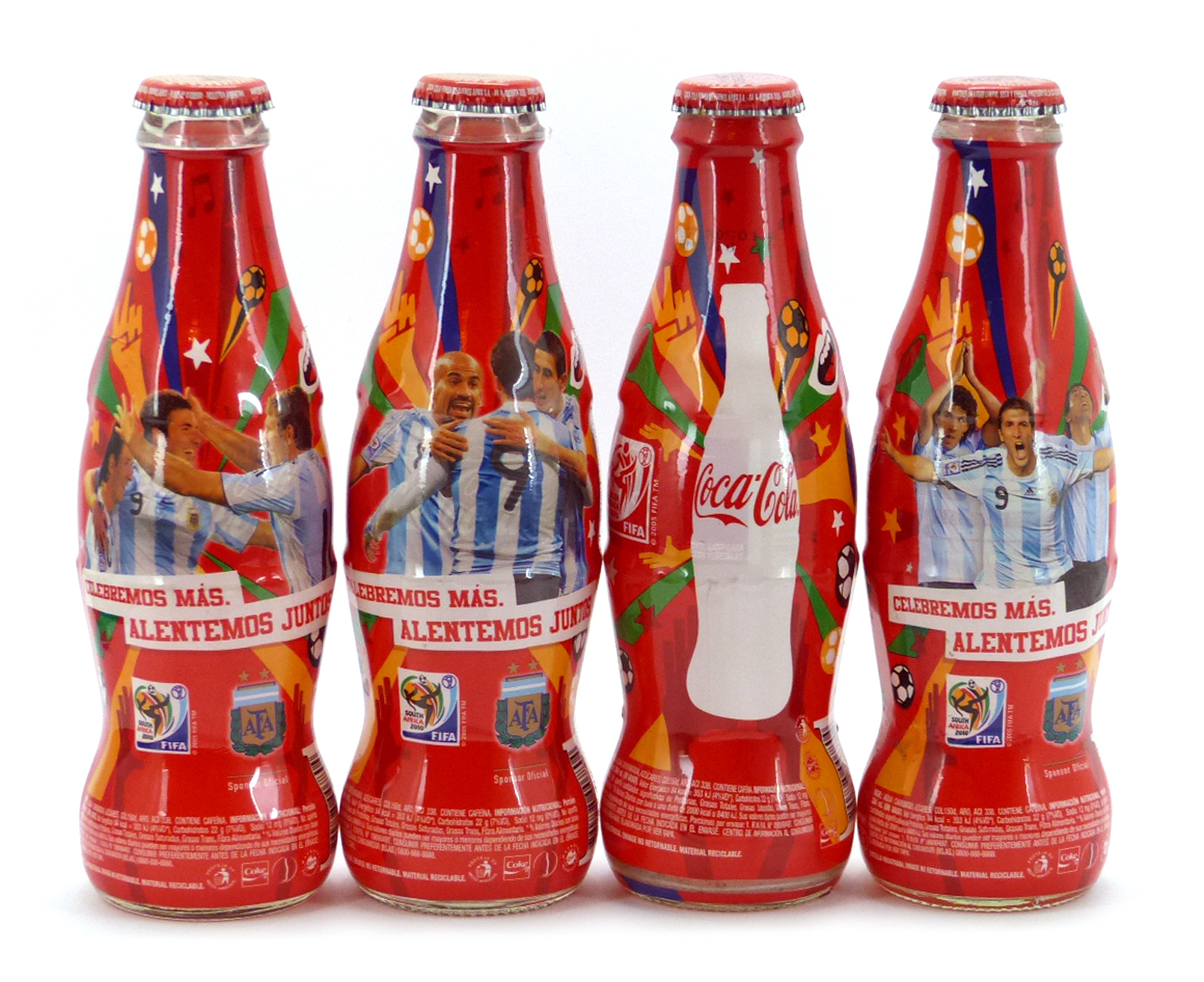 Coke Bottle from Argentina (AR012C)