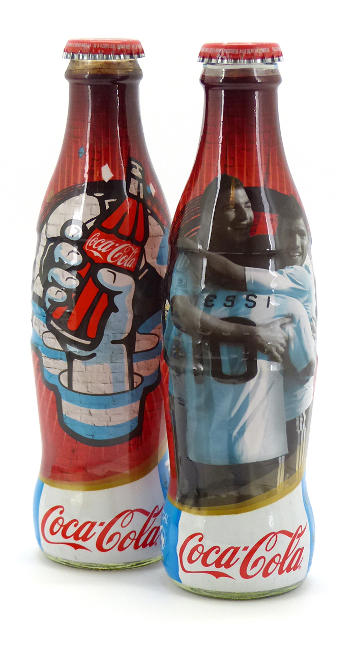 Coke Bottle from Argentina (AR013A)