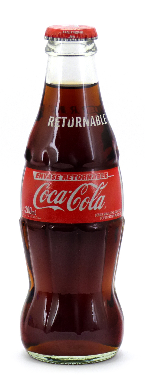 Coke Bottle from Argentina (AR020)