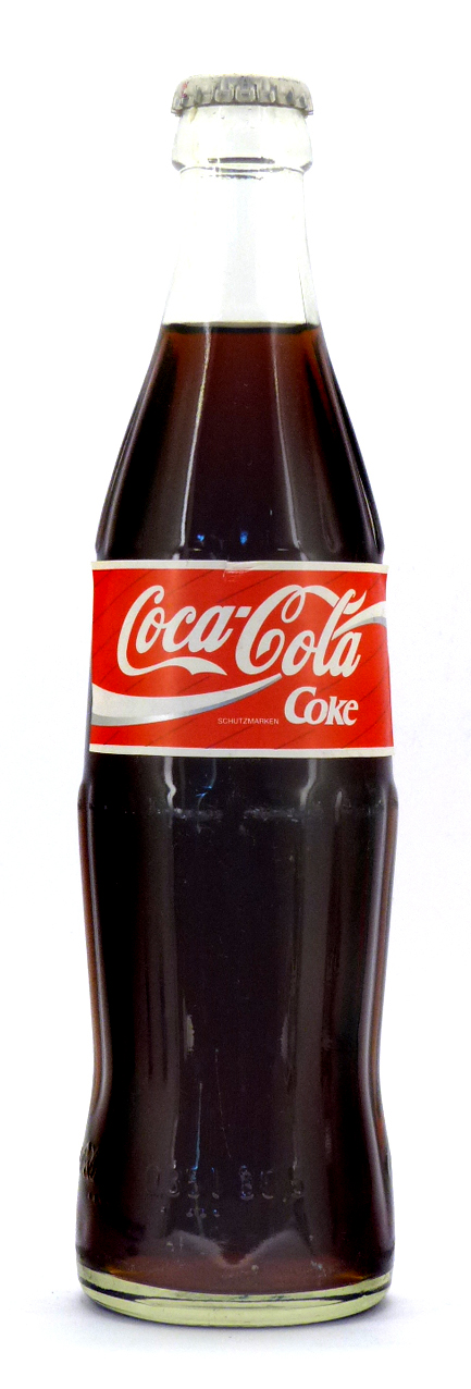 Coke Bottle from Autriche (AT001)