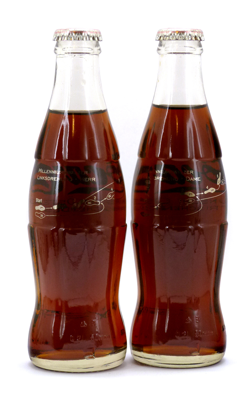 Coke Bottle from Autriche (AT002B)