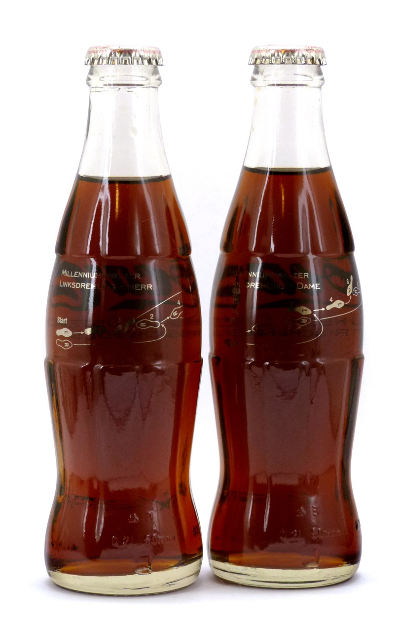 Coke Bottle from Autriche (AT002)