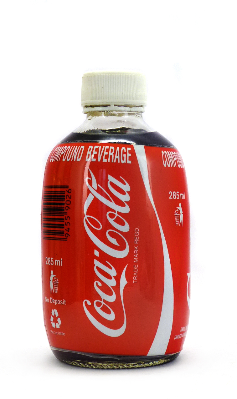Coke Bottle from Australia (AU009)