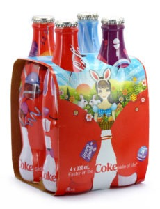 Coke Bottle from Australia (AU014)