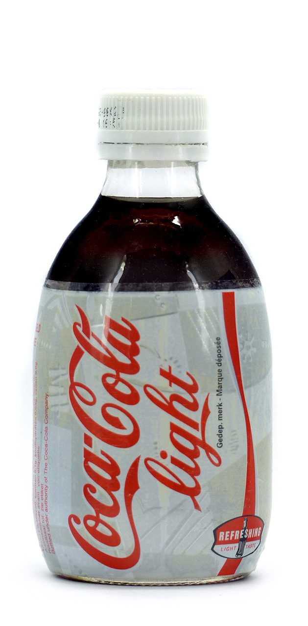 Coke Bottle from Belgium (BE026)