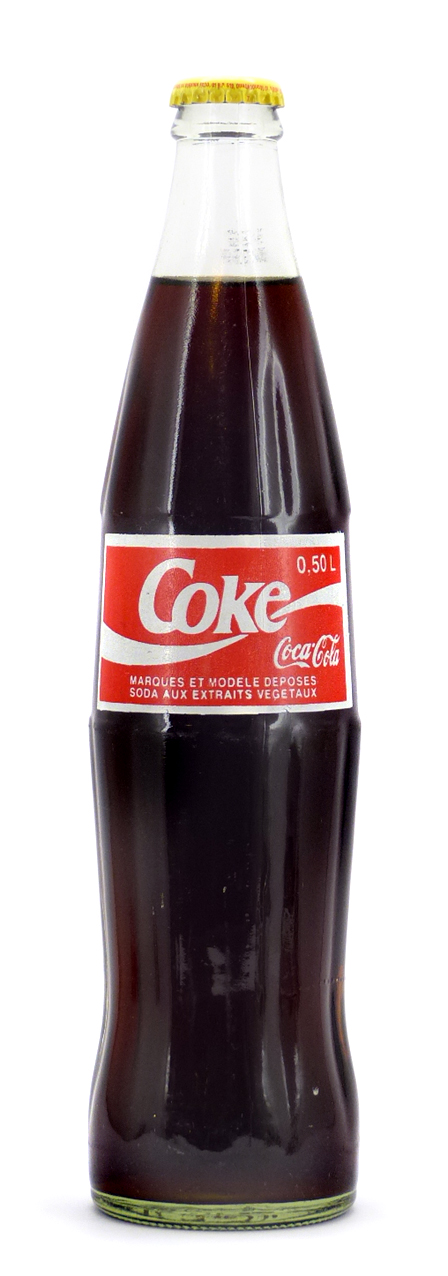 Coke Bottle from Burkina faso (BF001)