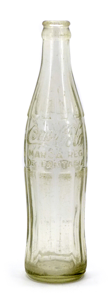 Coke Bottle from Brazil (BR005)