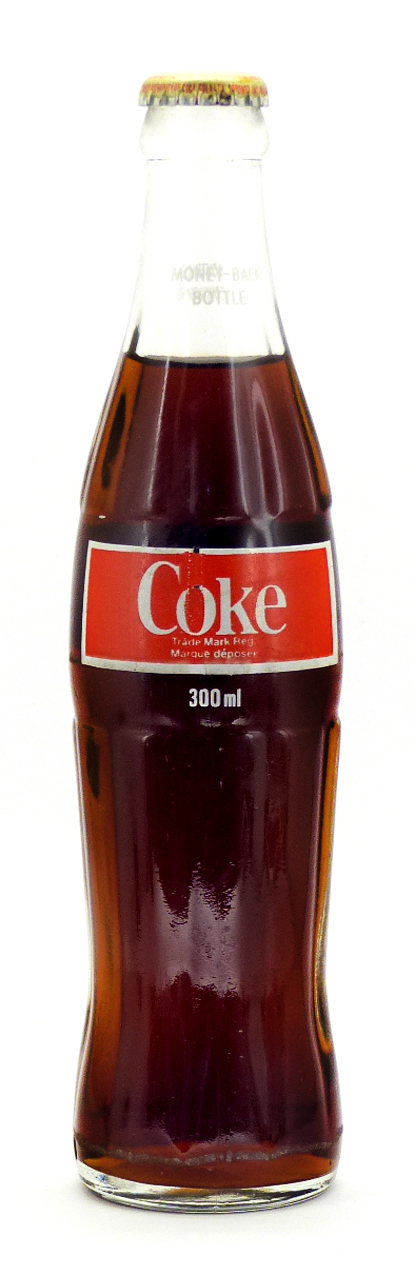 Coke Bottle from Canada (CA005)