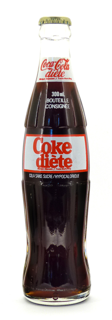 Coke Bottle from Canada (CA006)