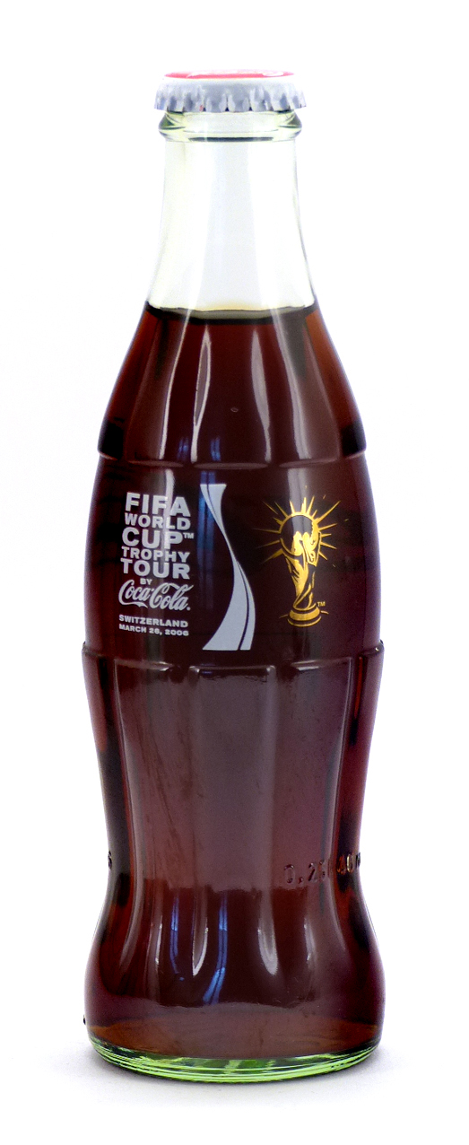 Coke Bottle from Switzerland (CH001)