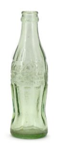 Coke Bottle from Chile (CL001)
