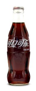 Coke Bottle from China (CN005)