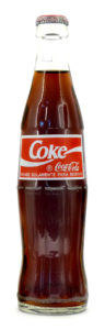 Coke Bottle from Dominican Rep. (DO001)