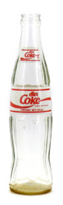Coke Bottle from Dominican Rep. (DO002)