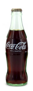 Coke Bottle from Spain (ES006)