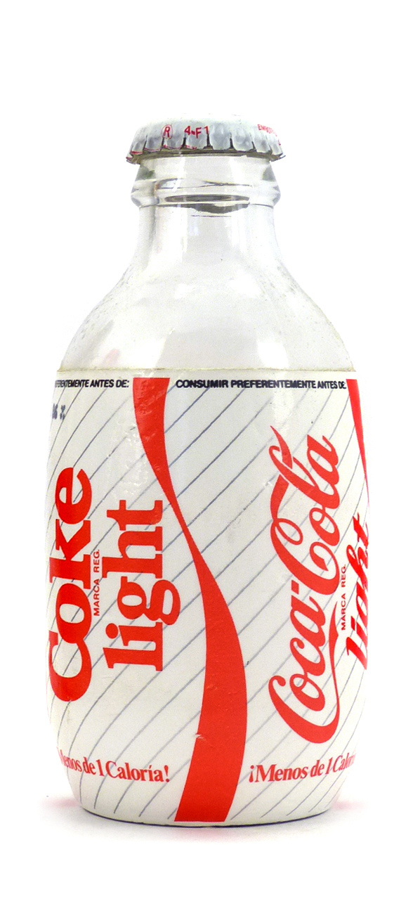 Coke Bottle from Spain (ES010)