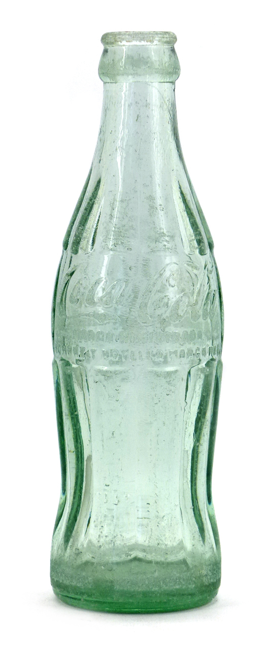 Coke Bottle from Spain (ES018)
