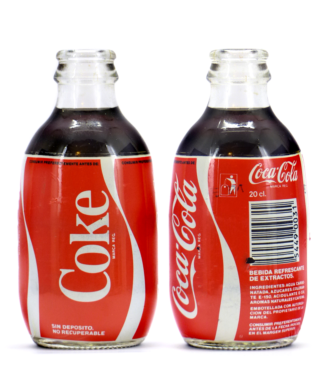 Coke Bottle from Spain (ES024)