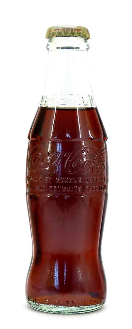 Coke Bottle from France (FR005)