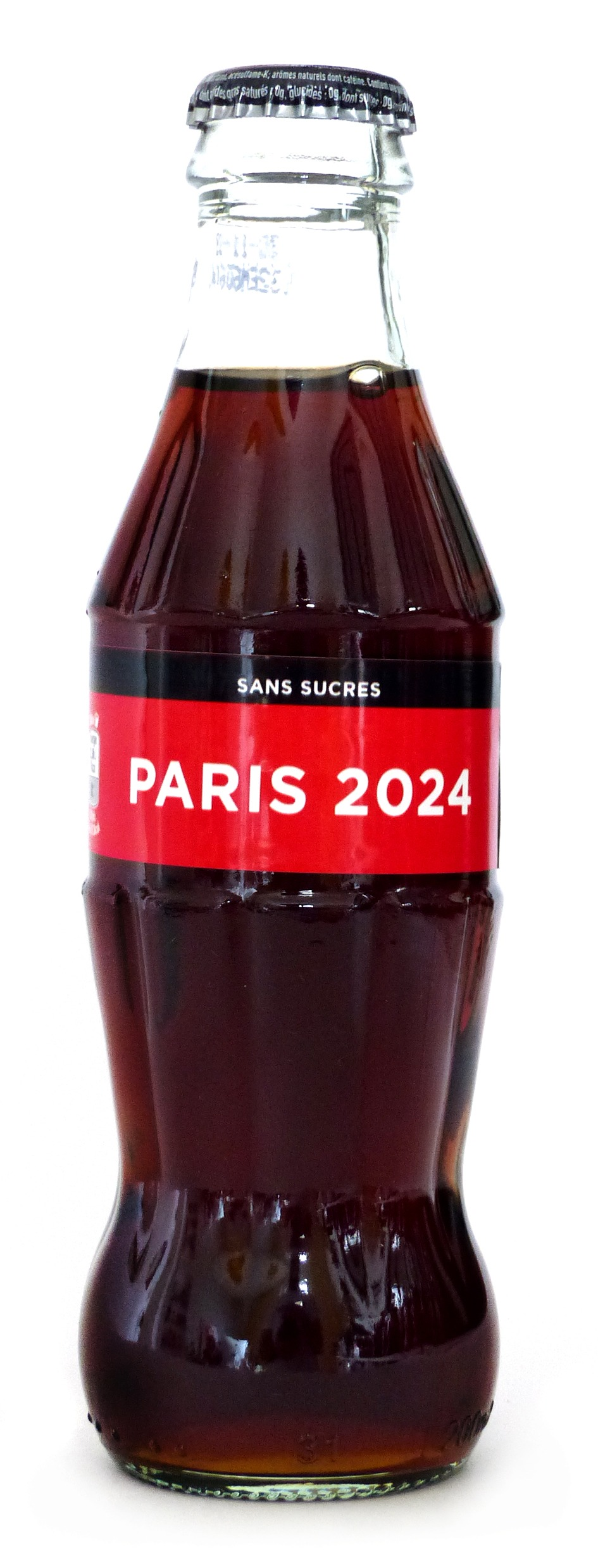 Coke Bottle from France (FR069B)