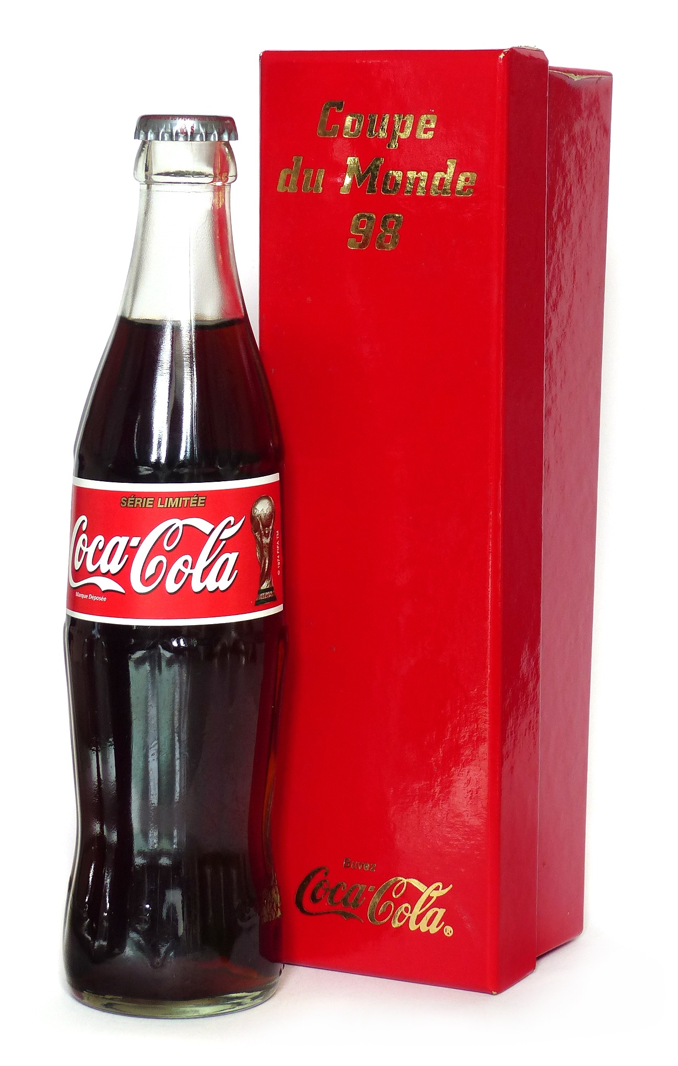 Coke Bottle from France (FR071)