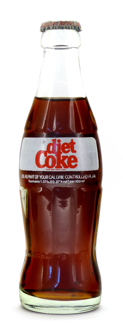 Coke Bottle from England (GB016)