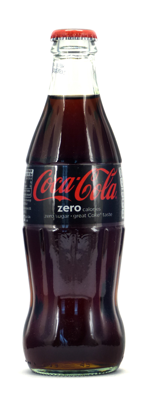 Coke Bottle from England (GB026)