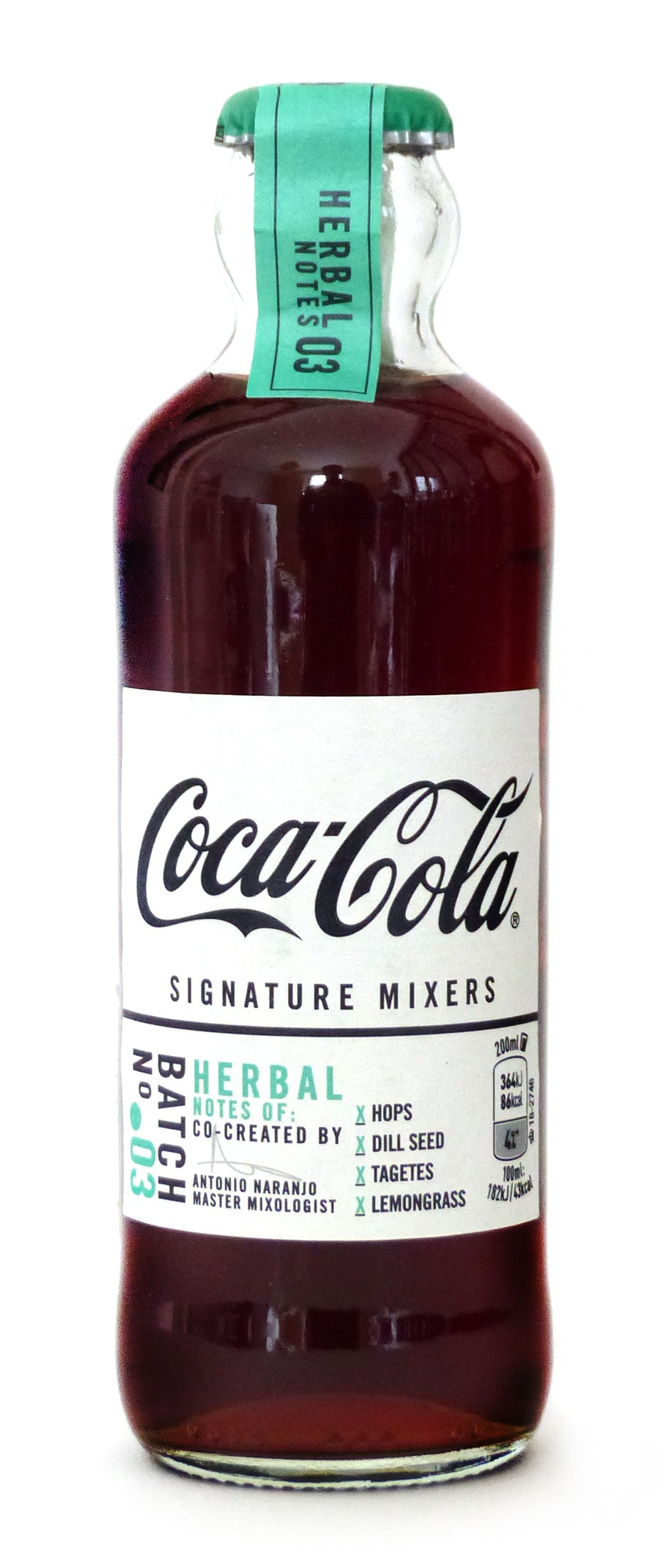 Coke Bottle from England (GB040)