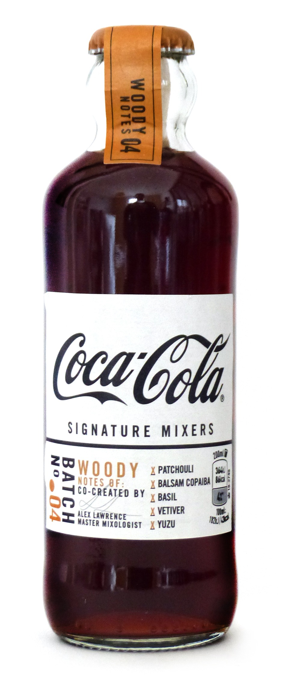 Coke Bottle from England (GB041)