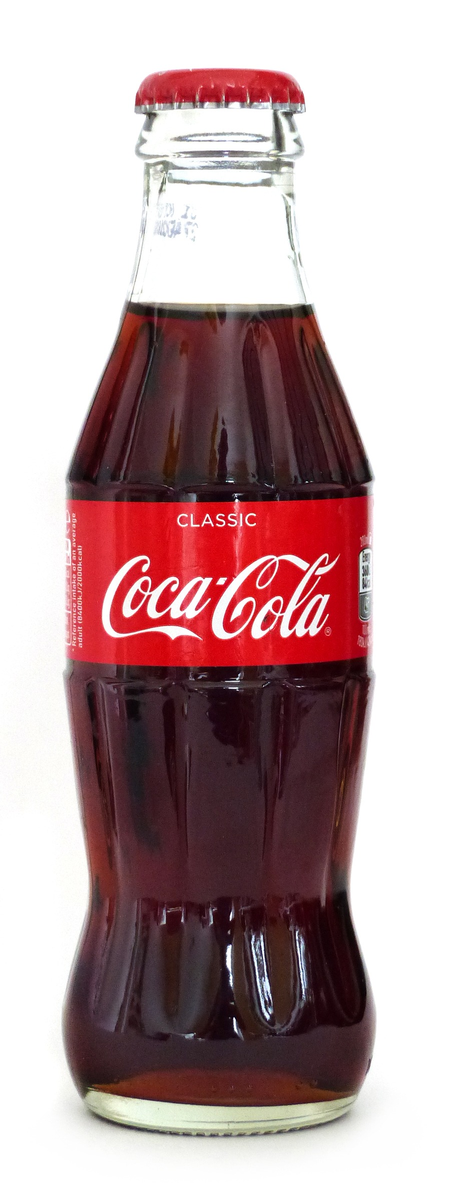 Coke Bottle from England (GB042)