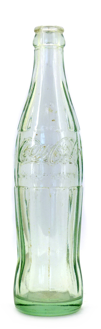 Coke Bottle from Italia (IT004)