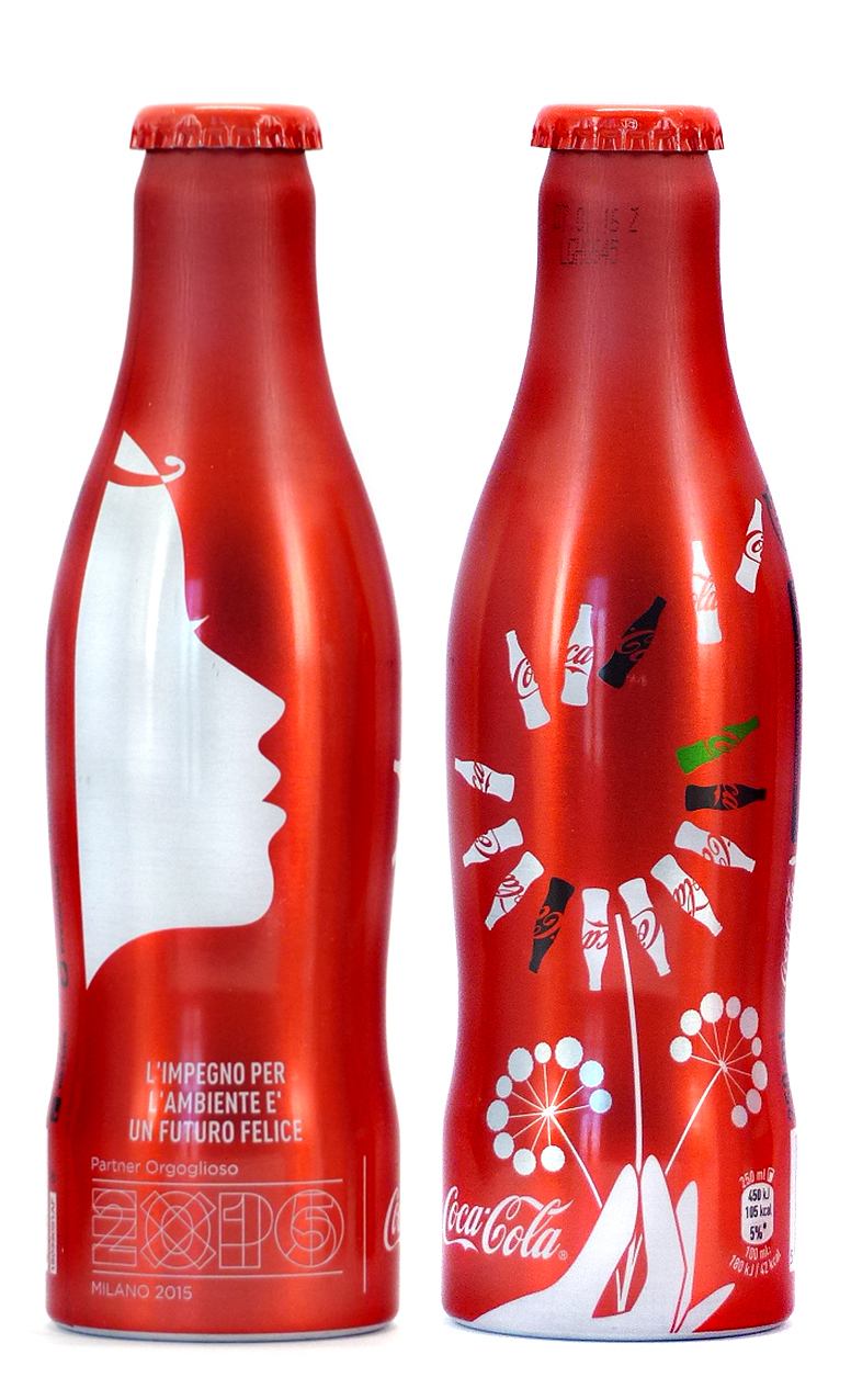 Coke Bottle from Italia (IT012A)