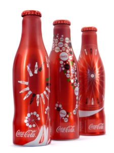 Coke Bottle from Italia (IT012)