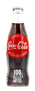 Coke Bottle from Japan (JP025B)