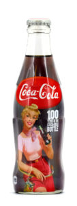 Coke Bottle from Japan (JP025C)