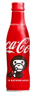 Coke Bottle from Japan (JP030B)