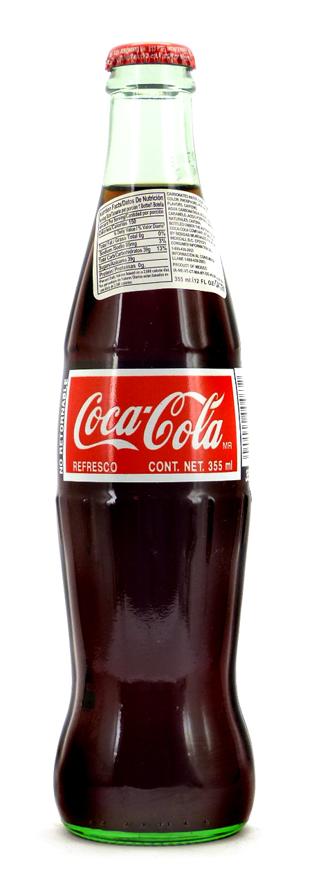 Coke Bottle from Mexico (MX015)