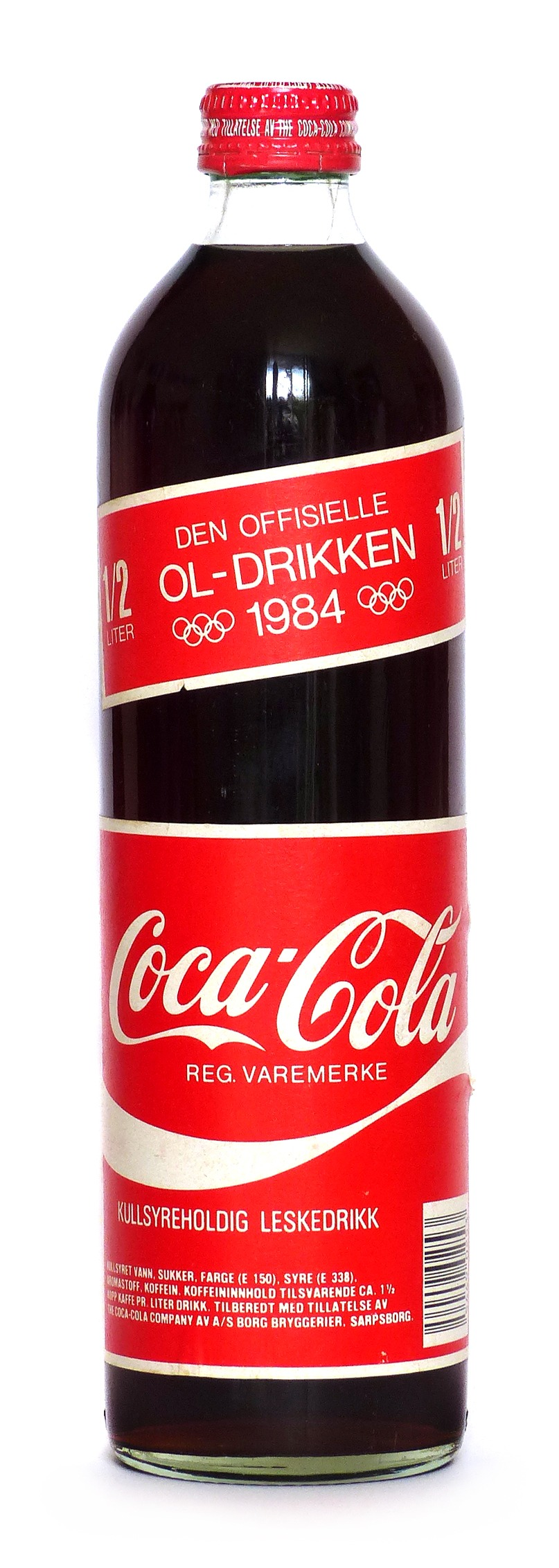 Coke Bottle from Norway (NO007)