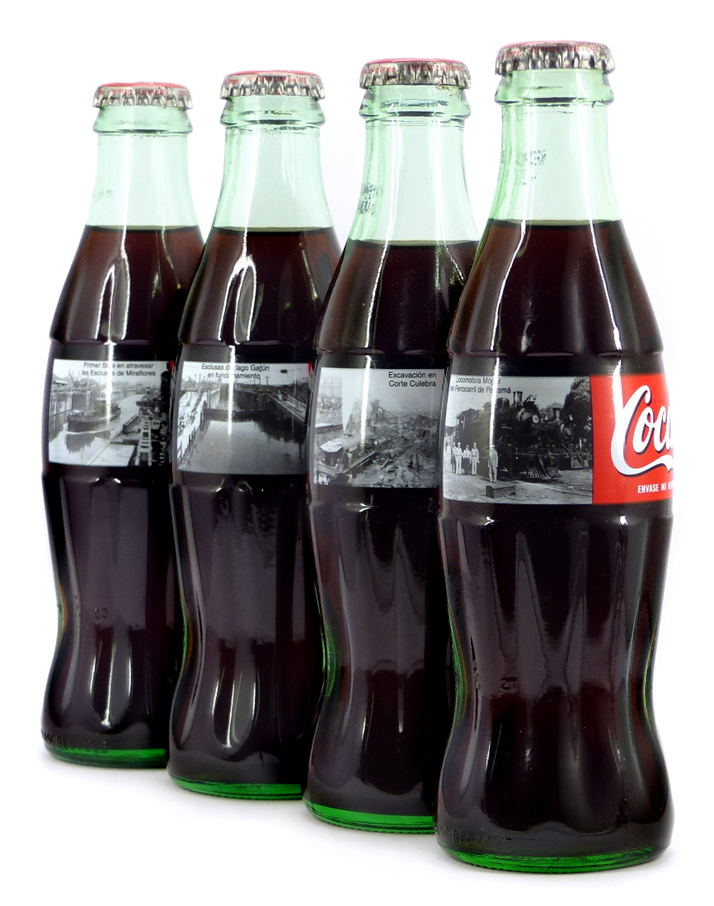 Coke Bottle from Panama (PA001B)