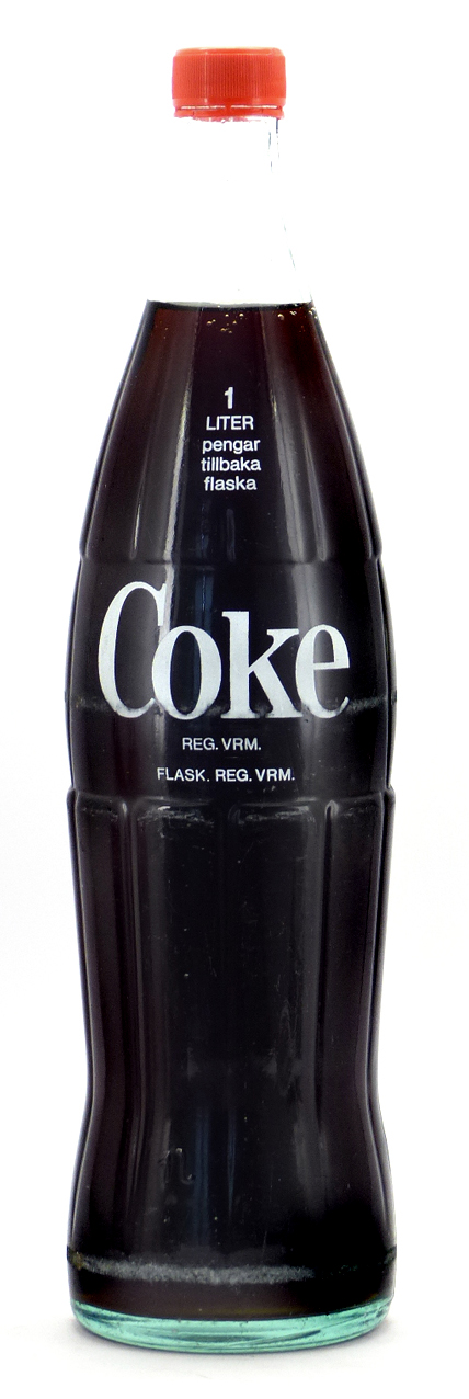 Coke Bottle from Sweden (SE006)