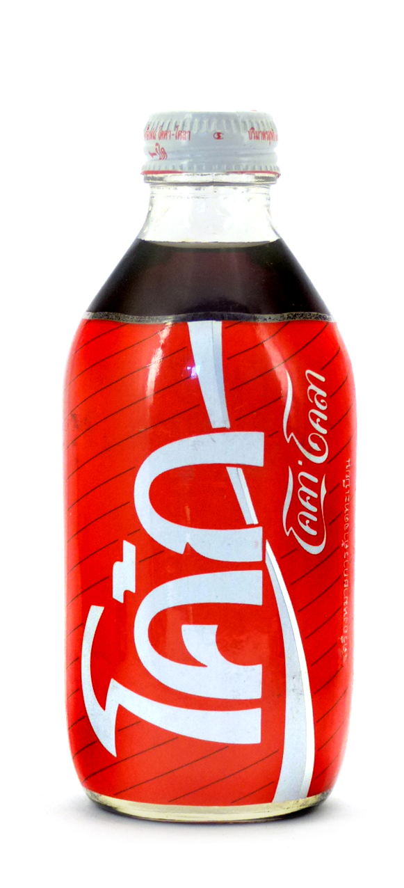 Coke Bottle from Thailand (TH011)