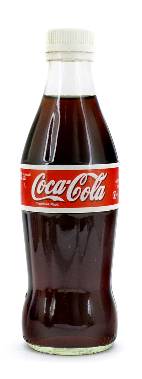 Coke Bottle from Thailand (TH018)