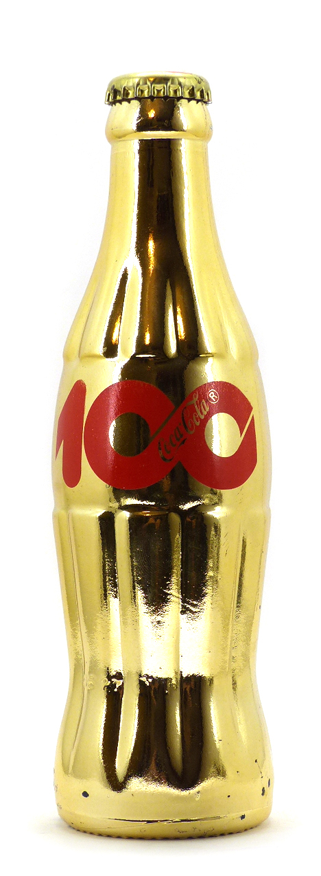 Coke Bottle from USA (US024)