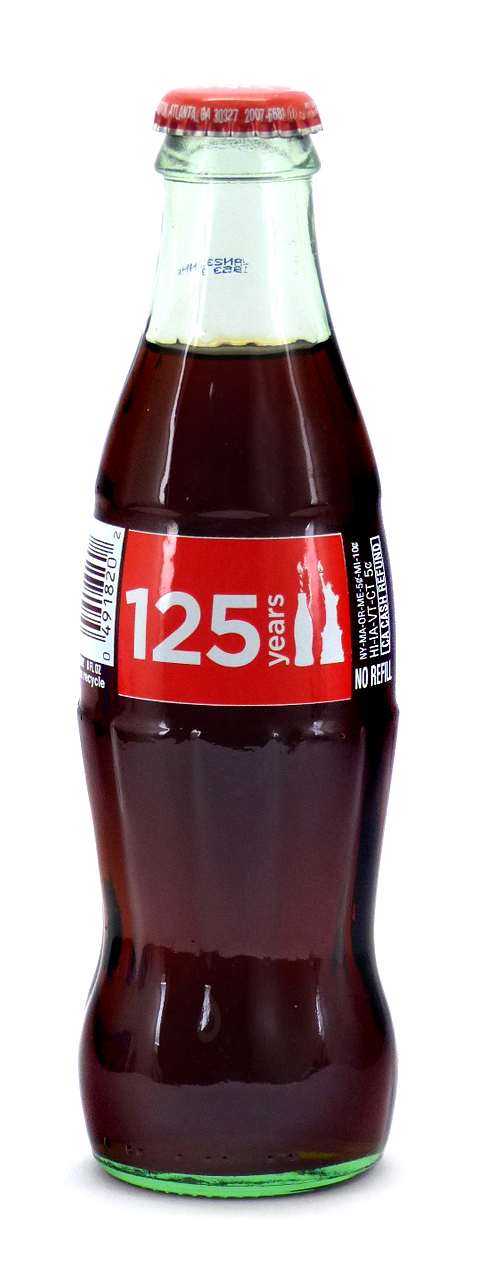 Coke Bottle from USA (US061)